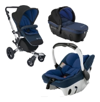 Concord Neo Travel Set (3 в 1), люлька Sleeper, автокресло Intense фото